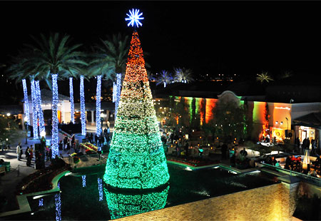 Scottsdale Christmas Lights Limousine Tour