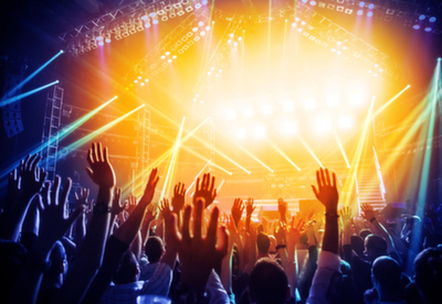 Scottsdale / Phoenix limo concert packages