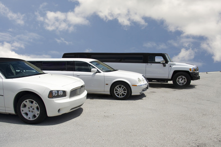 Fleet of vehicles for Scottsdale Limo