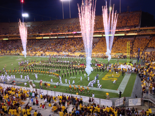 ASU Football Game